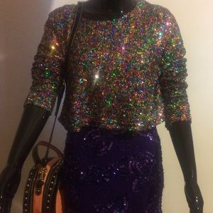 Dresses & Skirts - Sparkly Party wear—- SOLD