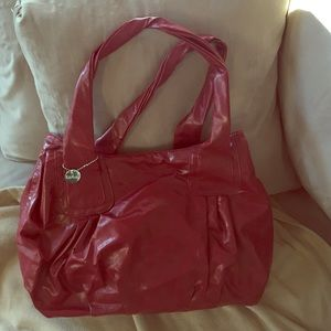 Lulu Handbags - Lulu Bag - Red