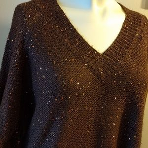 Nordstrom Dresses & Skirts - Sequin Long Sweater