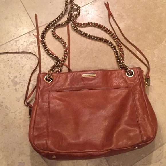 dba0ff4182da Rebecca Minkoff  Swing  Double Chain Bag. M 58710f862599fe52ec006dc6