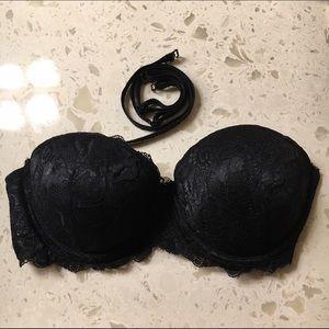 Other - Black Lace Bra