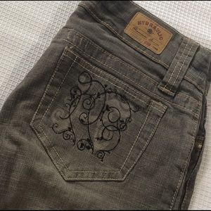 Hydraulic Denim - Gray hydraulic jeans