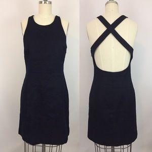 Ralph Lauren Purple Label Dresses & Skirts - RALPH LAUREN PURPLE LABEL navy open back dress