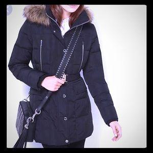 Michael Kors Jackets & Blazers - MICHAEL KORS Quilted-NylonDown Coat NWT Black