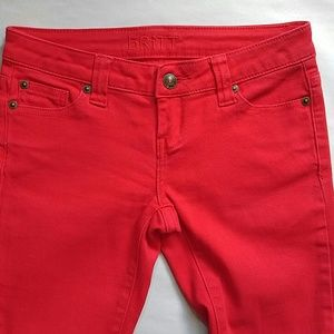 Delias Denim - Delias Britt Jeans - Deep Red