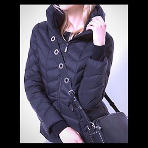 Michael Kors Jackets & Blazers - MICHAEL KORS Packable Quilted-Nylon Jacket NWT Blk