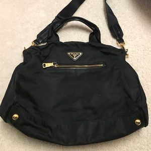 Prada Handbags - 💥SALE💥Authentic PRADA tessuto calf tote