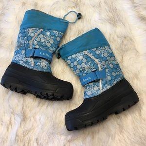 L.L. Bean Other - Kid's L.L.Bean Snow Boots