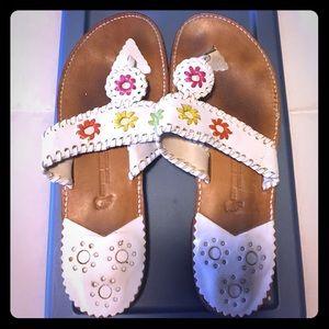 Stephen Bonanno Palm Beach sandal