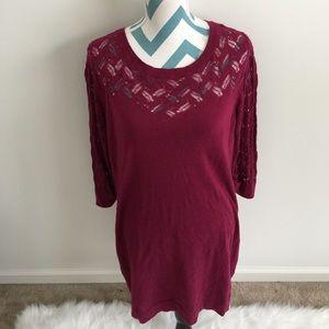 LC Lauren Conrad Dresses & Skirts - LC Sweater Dress