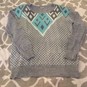 Ecote Sweaters - Soft and lightweight patterned sweater
