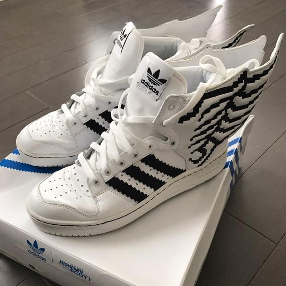 070fdffeee71 Adidas Other - Adidas Jeremy Scott Pixel Wings shoe