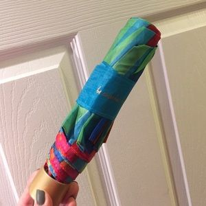 Colorful Umbrella from Charming Charlie!