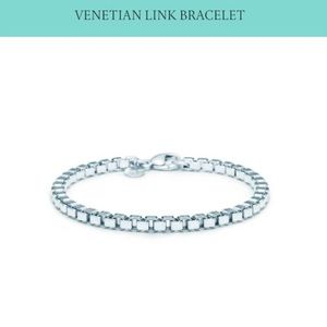 Tiffany & Co. Jewelry - Sale⚡Tiffany & co. Venetian link bracelet 7 inches