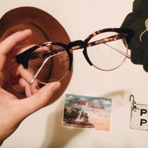 Warby Parker Other - Tortoise Shell Vintage Glasses.