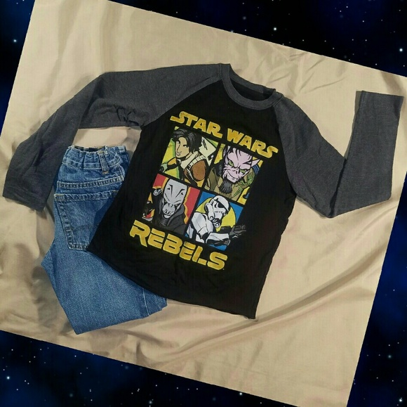 Epic Threads Other - Sale! 🕺NWOT Boys Star Wars Rebels Tee