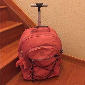 Kipling Rolling/ back pack Luggage