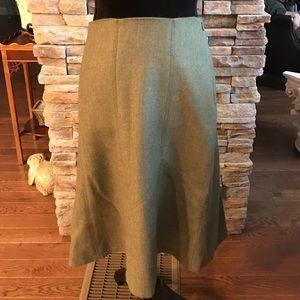 Margaret O'Leary Dresses & Skirts - Margaret O'Leary wool skirt