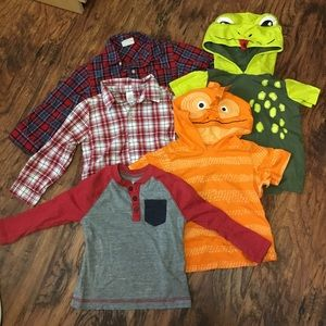 Other - Boys 3T Shirt Lot