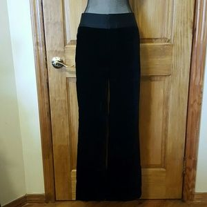 Limited Edition Pants - Black velvet pants