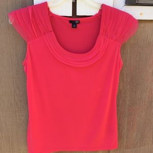 East 5th Tops - East 5th flutter sleeve top