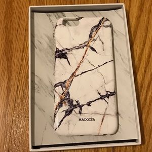 Other - Brand new marble Madotta iPhone case