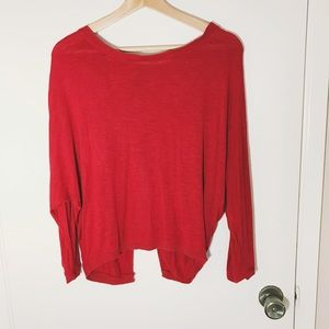 Urban Outfitters Tops - SALE 🎉 UO Backless Long Sleeve Shirt
