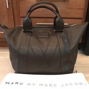 Marc by Marc Jacobs Other - NEW Marc By Marc Jacobs Leather Duffle Bag