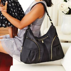 Skip Hop Handbags - Skip Hop Versa Expandable Diaper Bag