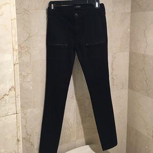 Black Orchid Denim - BLack Orchid size 26 super skinny cargo jean