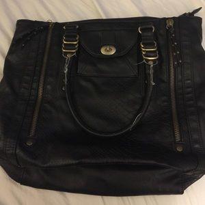 Olivia + Joy Handbags - Olivia & Joy Black handbag