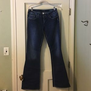 55% off silver jeans Denim - Silver jeans size 29/32 from ...