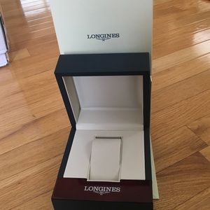 Longines Accessories - Longines Square Watch box and outer box