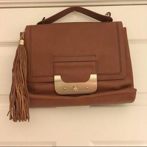 DVF Handbags - DVF Leather Crossbody Bag