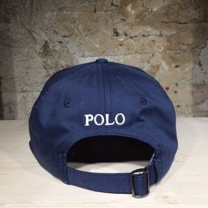 0edf039455c61 Polo by Ralph Lauren Accessories - Ralph Lauren POLO Golf Fairway Twill Cap  (Navy)