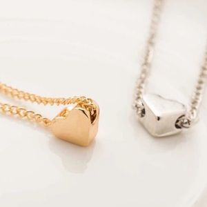 WILA Jewelry - Heart Charm Necklace