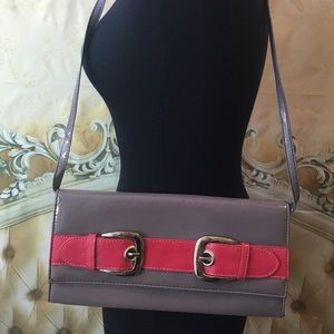 Candie's Handbags - Candies Pink and Gray Purse