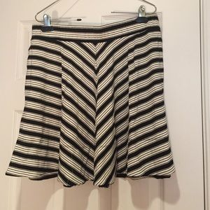 Loft Mini Skirt, Sz M