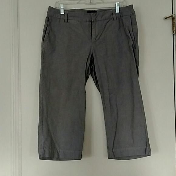 67% off GAP Pants - Gap Curvy Fit Capri Pants from Rebecca's ...