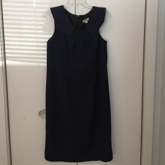 Merona - Merona Navy Blue Sheath Dress from Kellee's closet on ...