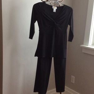 Talbots Other - Tunic and pant