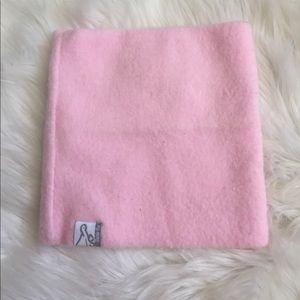 turtle fur Other - Turtle Fur light pink neck warmer