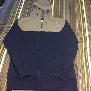 Old Navy zip up sweat jacket
