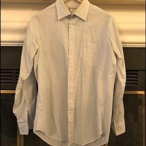 YSL men's dress shirt