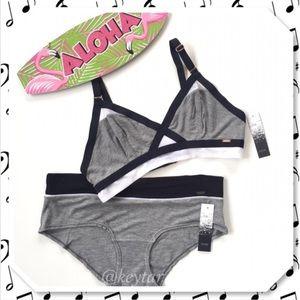 Kensie Other - Kensie Toni Bralette and Panties Set