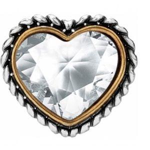 Brighton Corina Heart Bead and matching beads