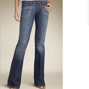 CITIZENS OF HUMANITY Ingrid Low Waist Flair  Jean
