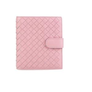 NWT Bottega Veneta Lily Square Intrecciato Wallet