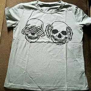 24th & Ocean Tops - Skulls