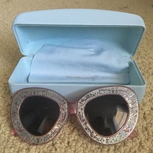 Karen Walker Accessories - Karen Walker Intergalactic Cat Eye